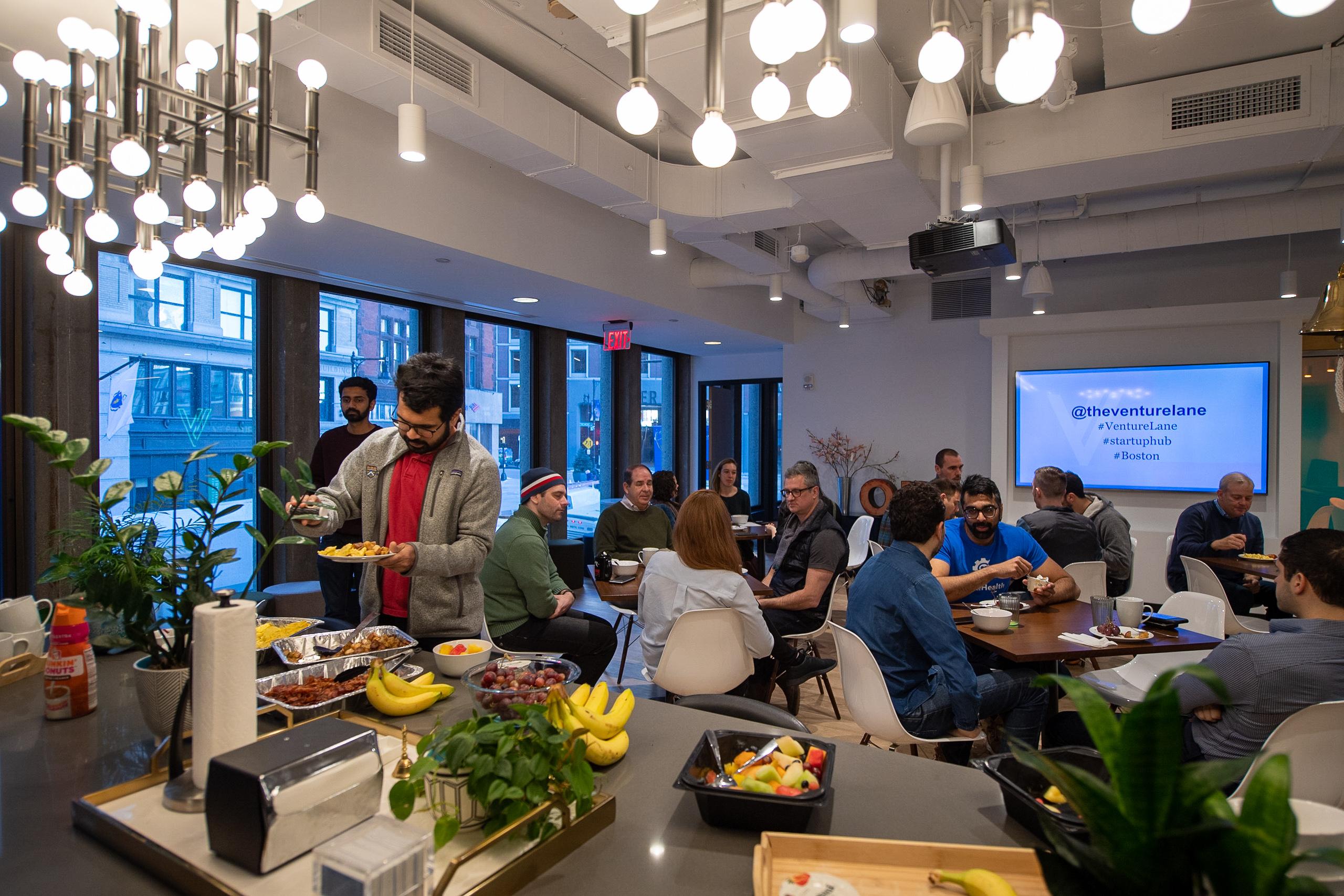Venture Lane - Coworking Space Boston | Startup Hub