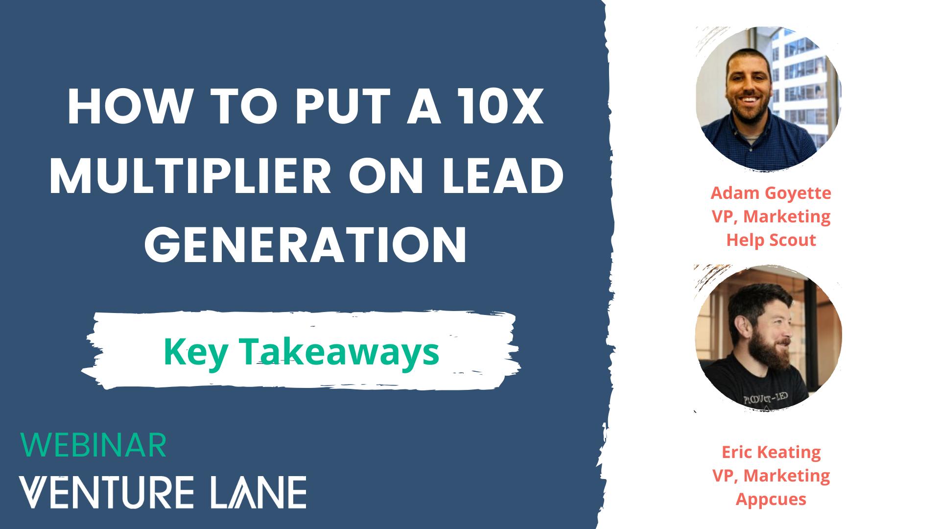 lead generation post