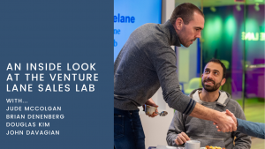 venture lane sales lab for boston early stage startups